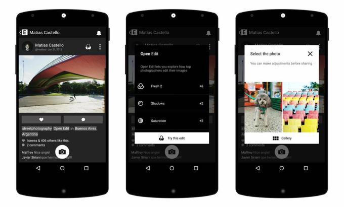 EyeEm Open Edit Android