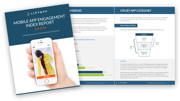 App Engagement Index Image