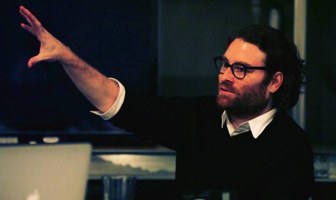VR director Chris Milk