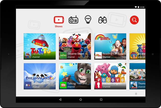 youtube for kids app
