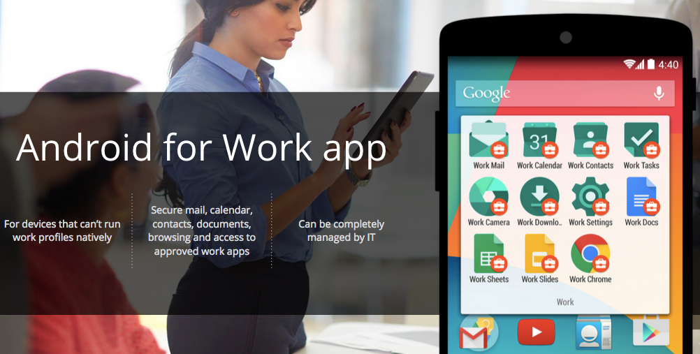[PRESS] Android for Work - Press Deck - 25 Feb 15 - Google Slides