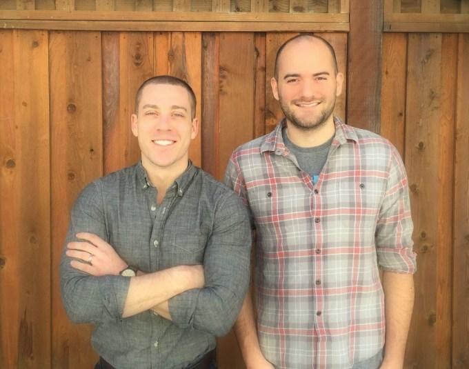 Ryan and Brandon