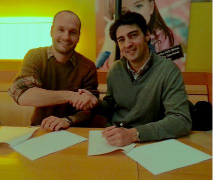 Ticketea Todaytickets agreement signature