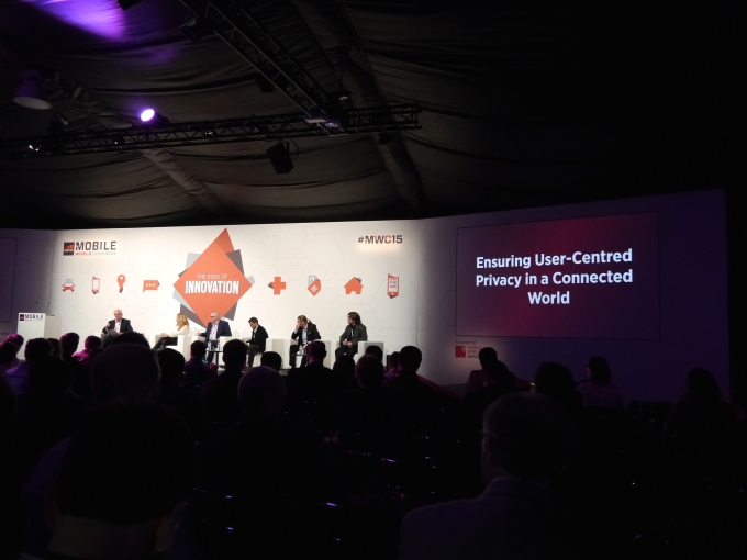 MWC15 privacy panel session