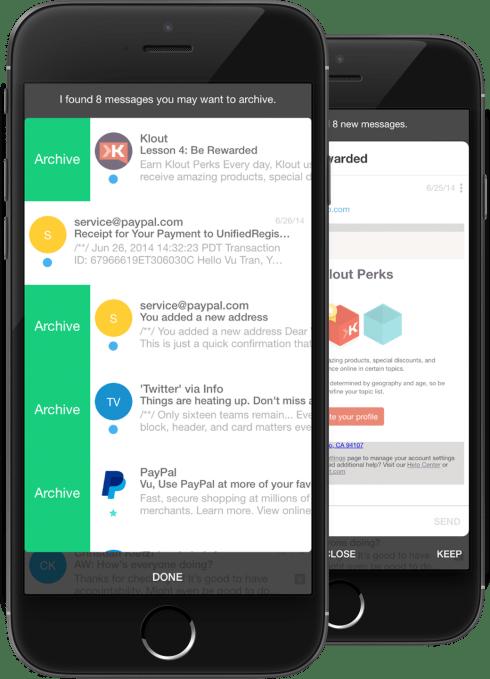 slidemail app