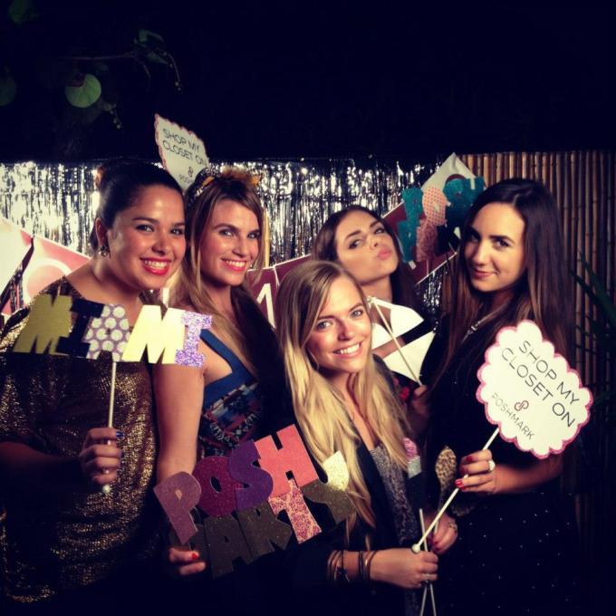 Miami Posh Party