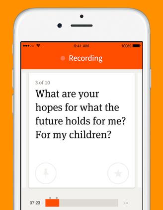 StoryCorps app