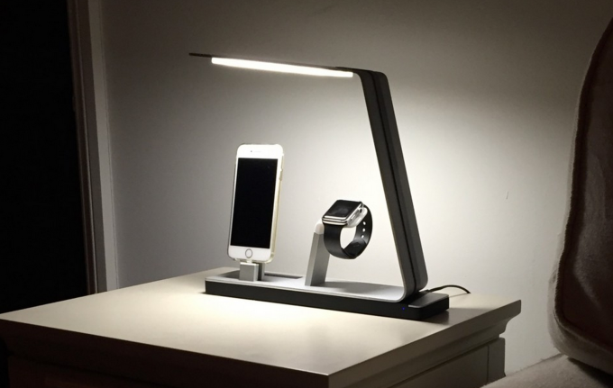 NuDock Power Station iPhone Apple Watch