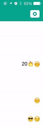 Snapchat Friend Emoji List