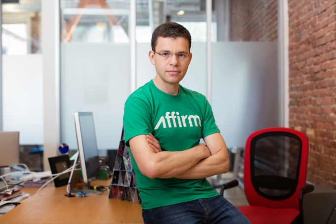 Affirm founder Max Levchin