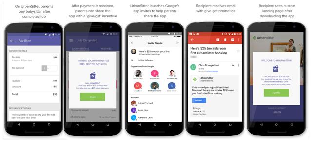 app invites urbansitter final