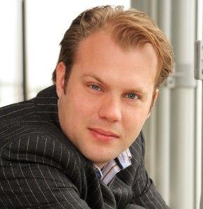 Campanda founder Chris Möller