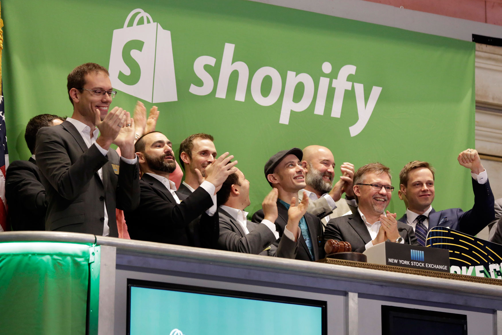 Shopify is one of Canada's biggest tech success stories.