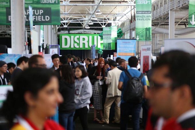 startup alley