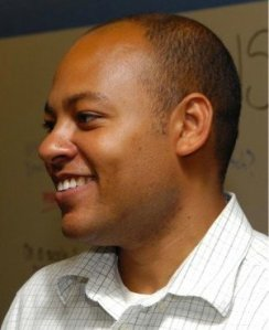 Ade Olonoh, co-founder of Formspring