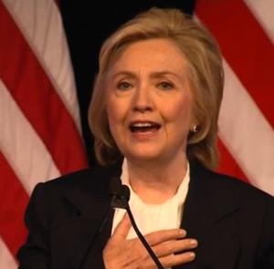 Clinton Speech