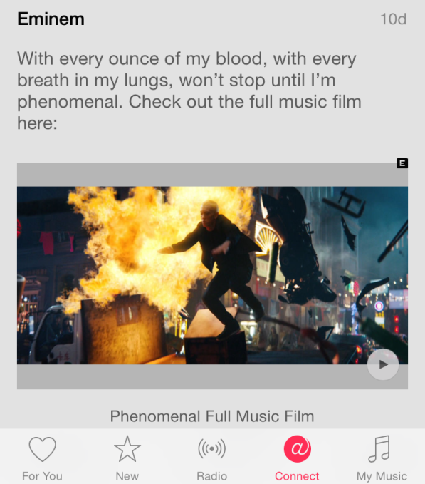 Eminem Video