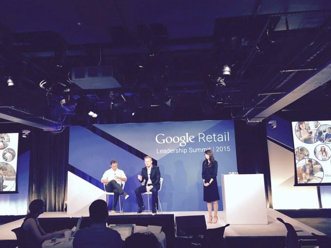 Google retail event