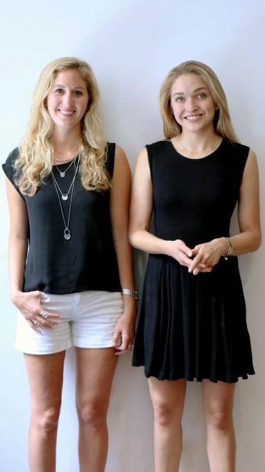 Spoon University co-founders Sarah Adler and Mackenzie Barth