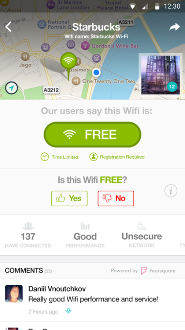 wifi-mapper-android