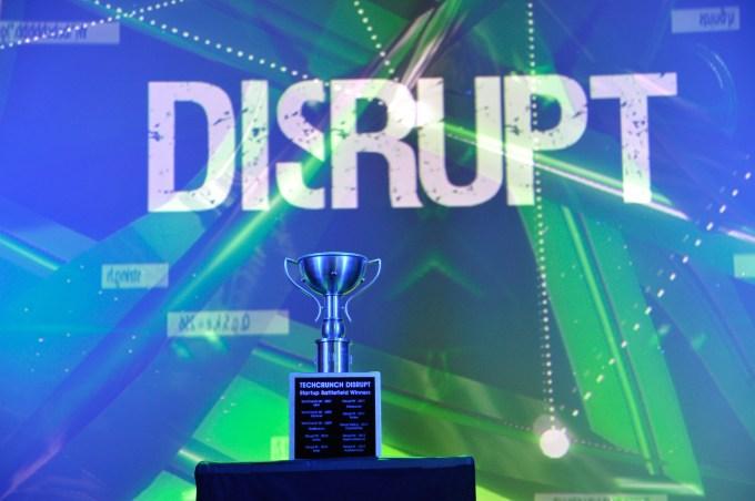 disrupt cup