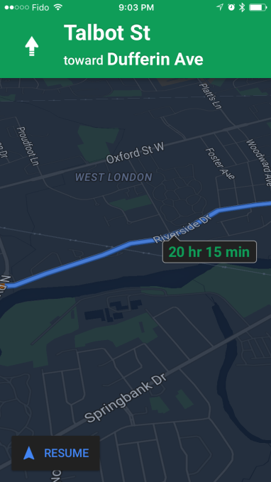 google-maps-night-mode