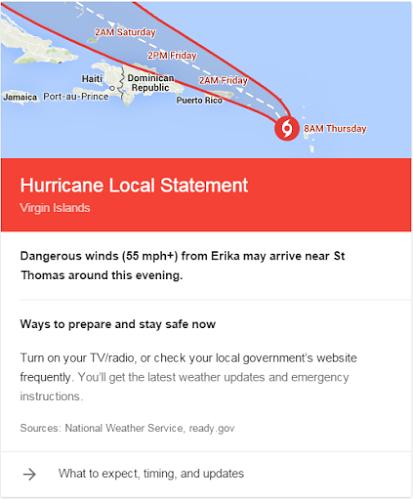 google-storm-tracking