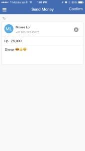 Send Money 3 xendit