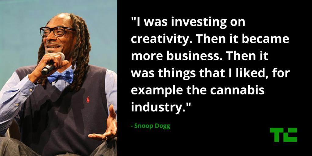 Canva Disrupt SF 2015 Snoop Dogg