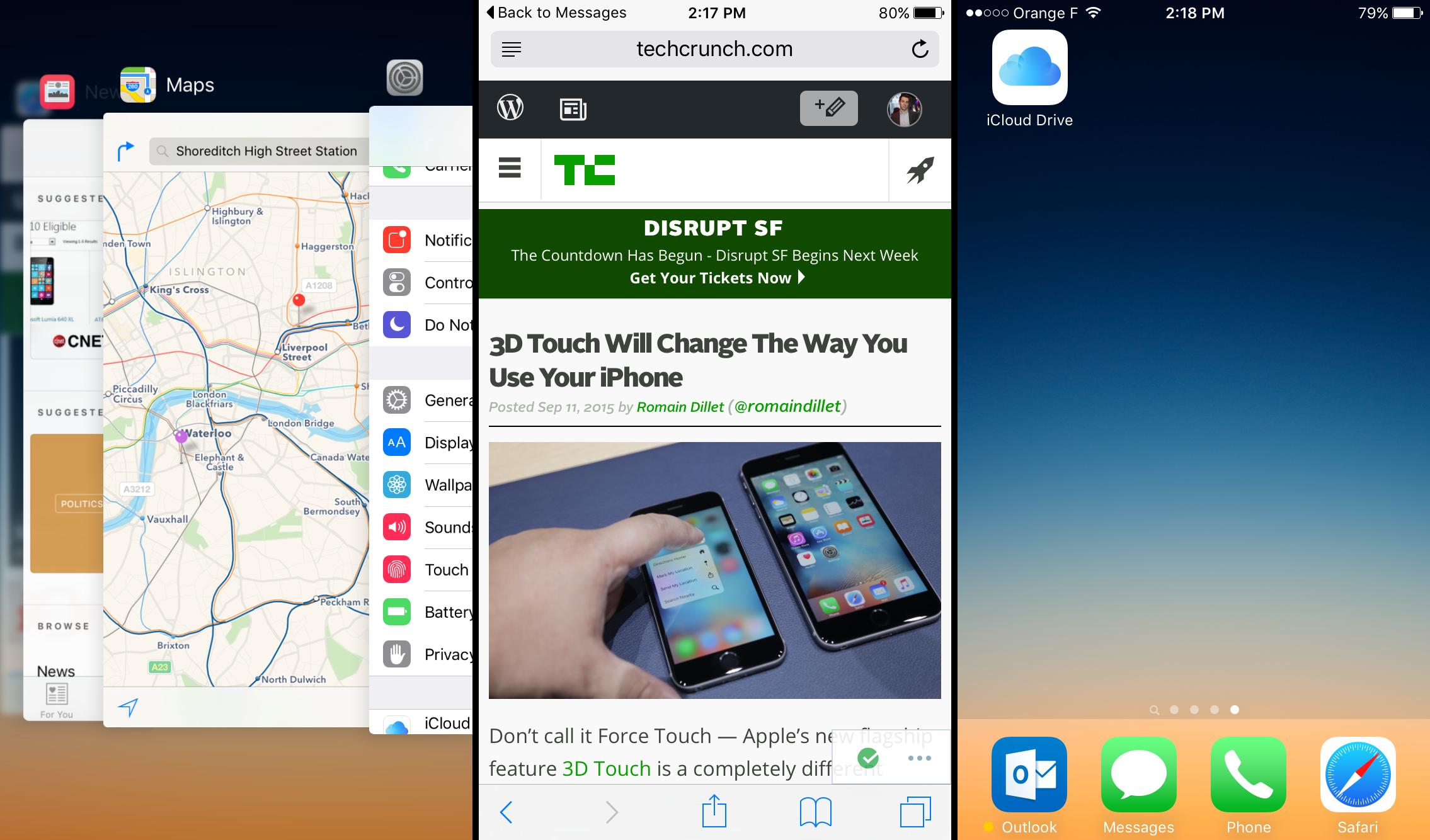 iOS 9 - Design