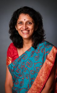 Portea co-founder Meena Ganesh