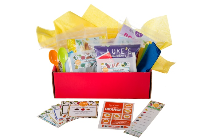 Scrumpt Box Full Product Suite