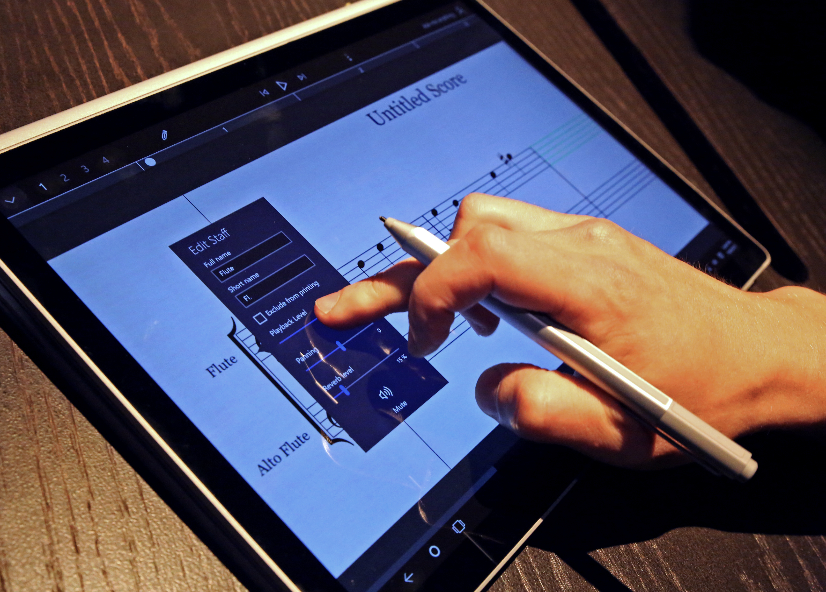 Microsoft Surface Book In Use 2