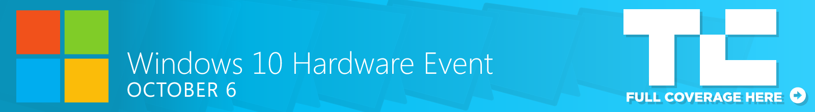 Windows 10 Hardware Event