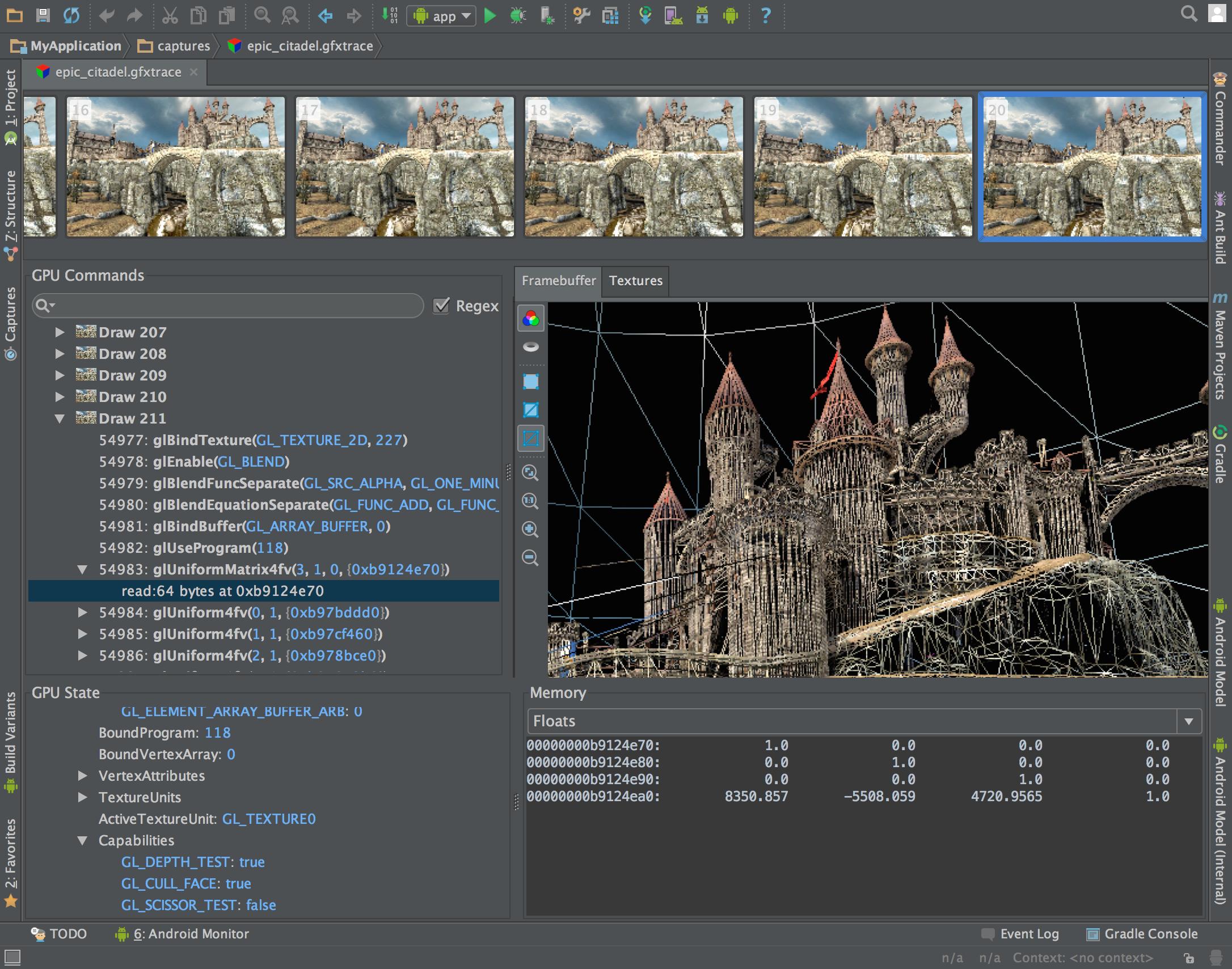 AndroidStudio2.0_GPUProfiler_Preview