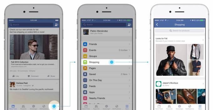 Facebook Shopping Feed