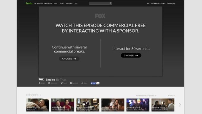 hulu-mock-commercial-free