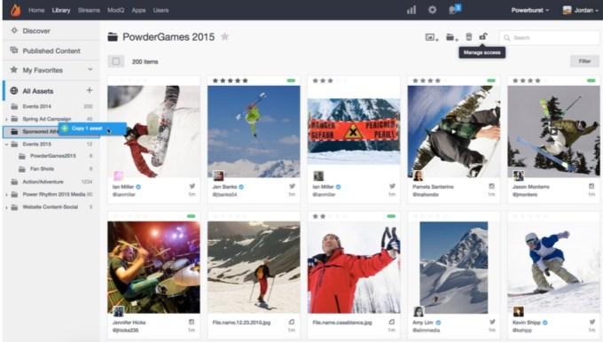 livefyre engagement cloud screenshot