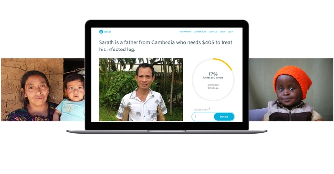 Watsi Feature