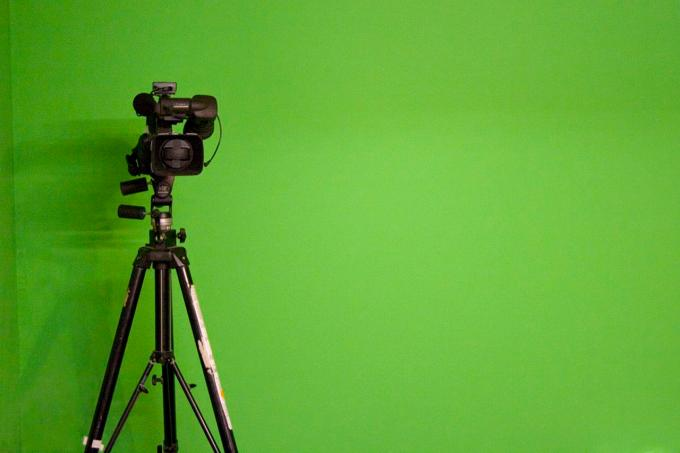 video greenscreen