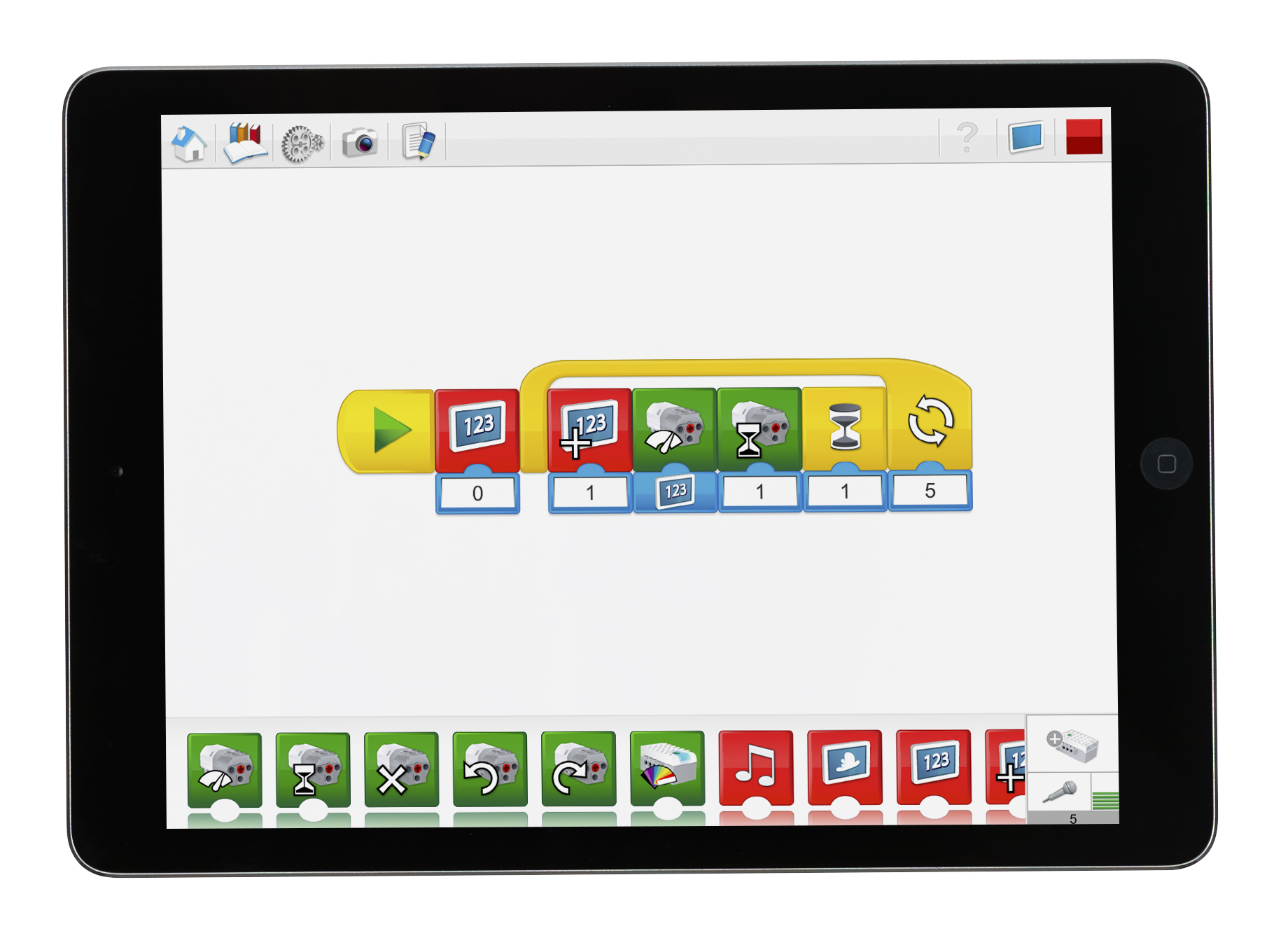 1231607_Software on Tablet