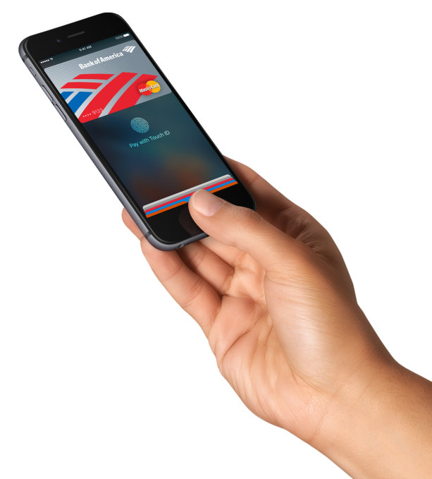 Apple Pay Bank Of America