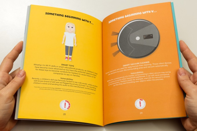 New I Spy book warns of the dangers of wifi enabled gadgets at h