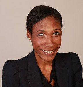 Candice Morgan, Pinterest Head of Diversity