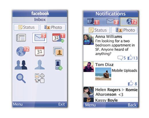 Facebook For Everyphone