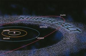 Kuiper Belt location / Image courtesy of NASA