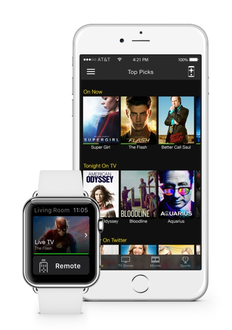Peel-Smart-Remote-Watch-App-plus-iPhone