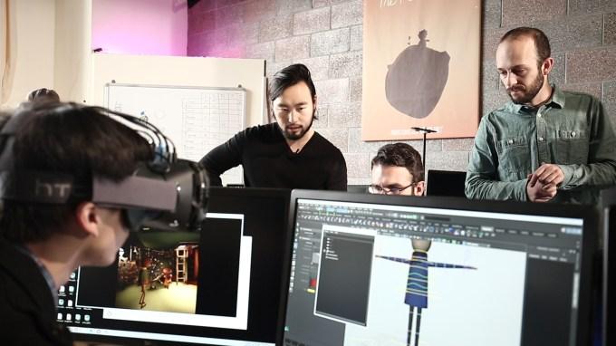 Penrose Studios Production