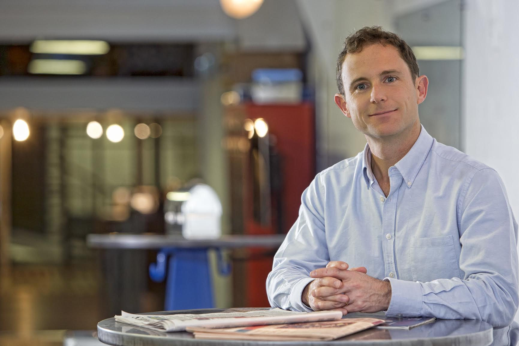 Rob Moffat, Balderton Capital Partner