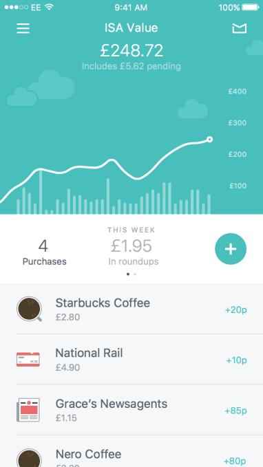 Round-up screenshot